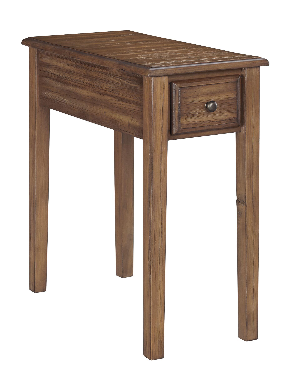 Dyana End Table Color: Maple
