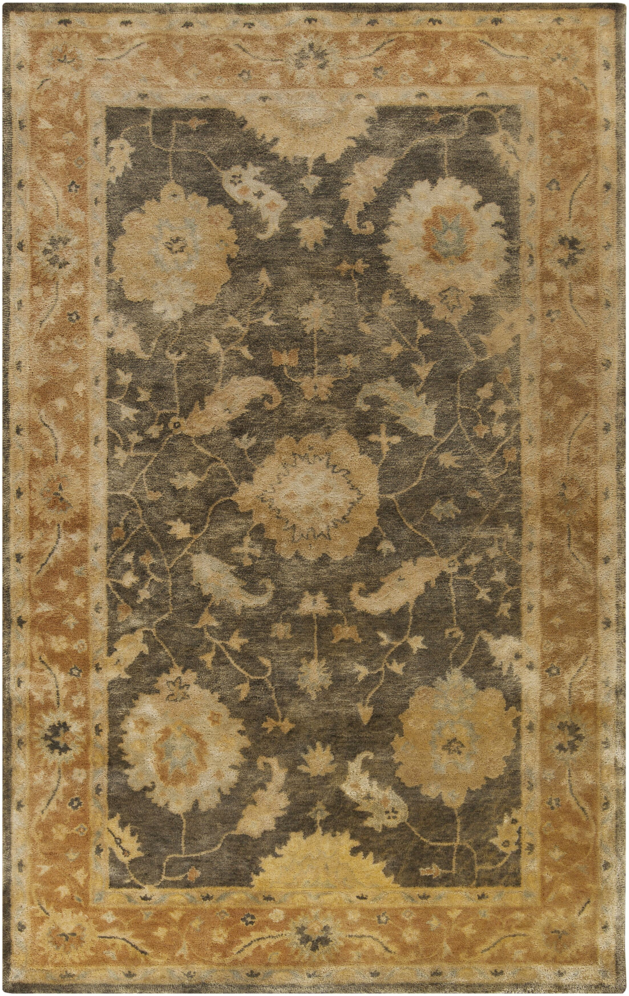 Anderle Moss Area Rug Rug Size: Rectangle 5' x 8'