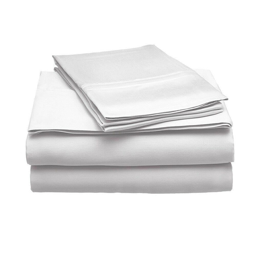 Schoonmaker 300 Thread Count 100% Modal Sheet Set Size: Queen, Color: White