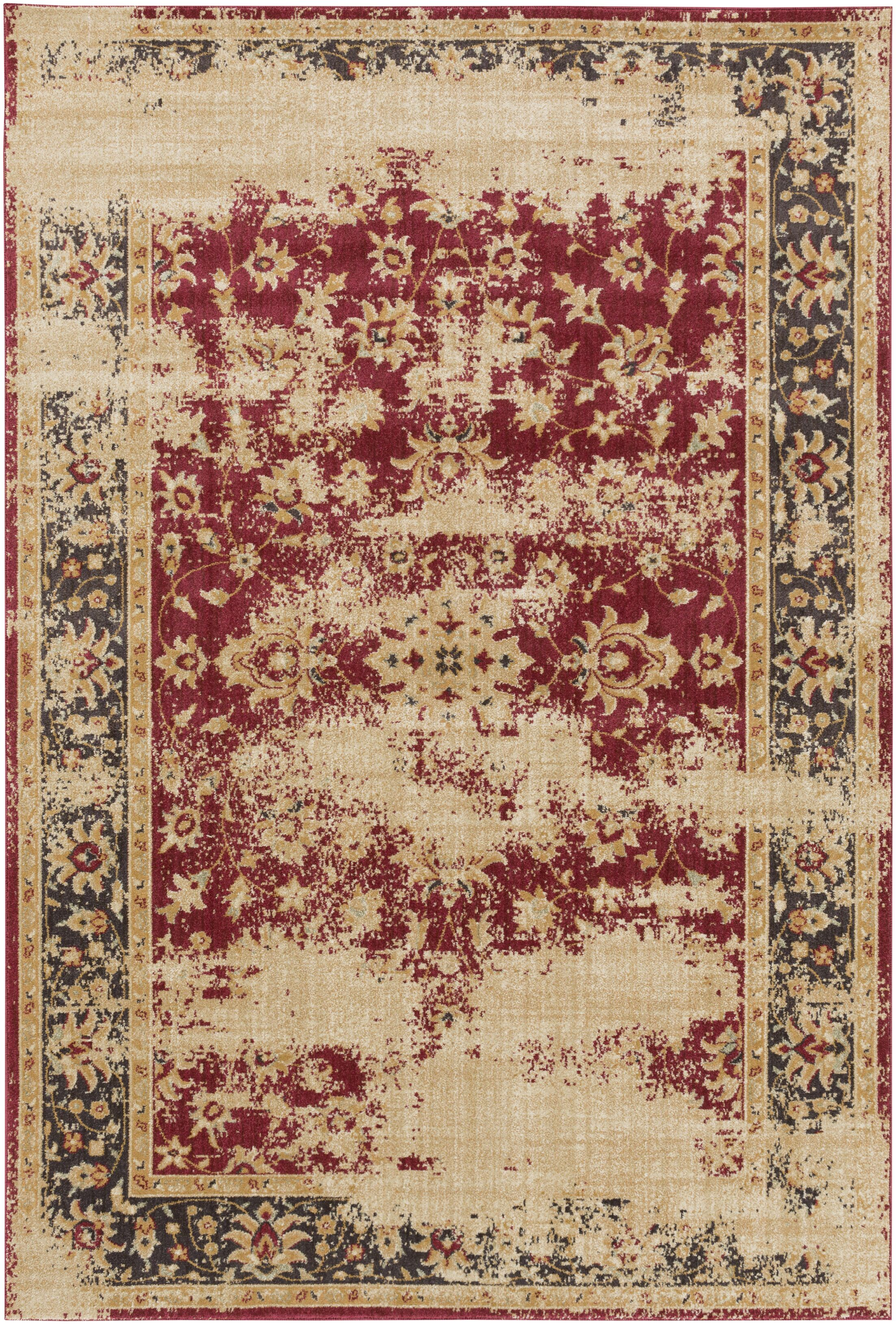 Tilghman Area Rug Rug Size: Rectangle 6'7