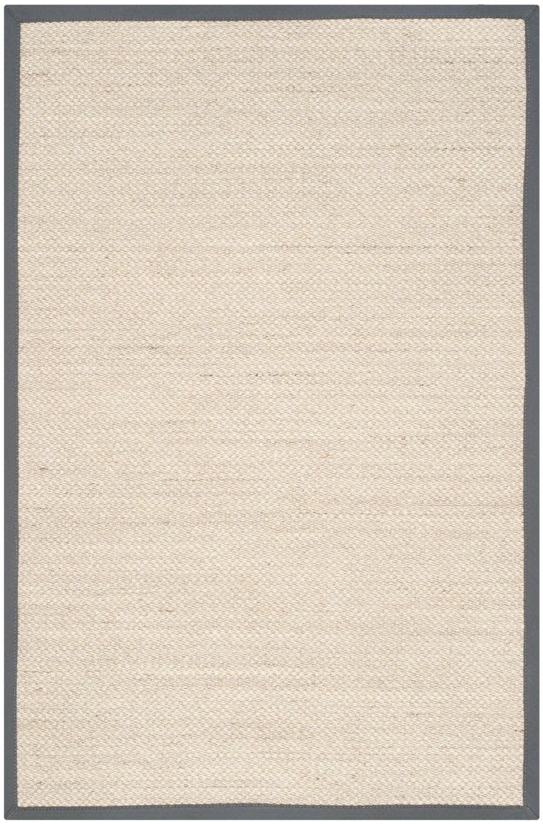 MonadnockBeige/Gray Area Rug Rug Size: Rectangle 4' x 6'