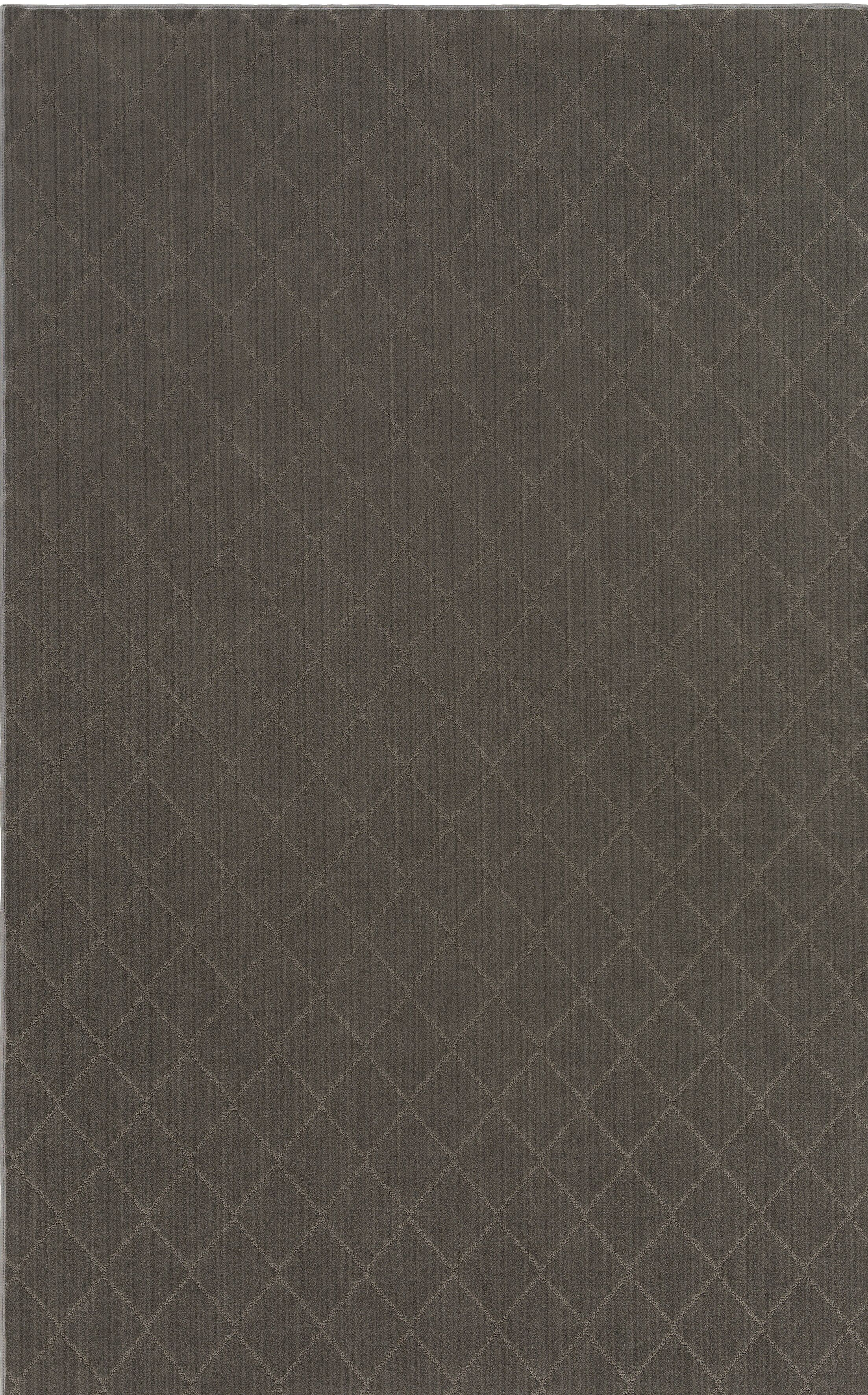 Huxley Gray Area Rug Rug Size: Rectangle 8' x 10'