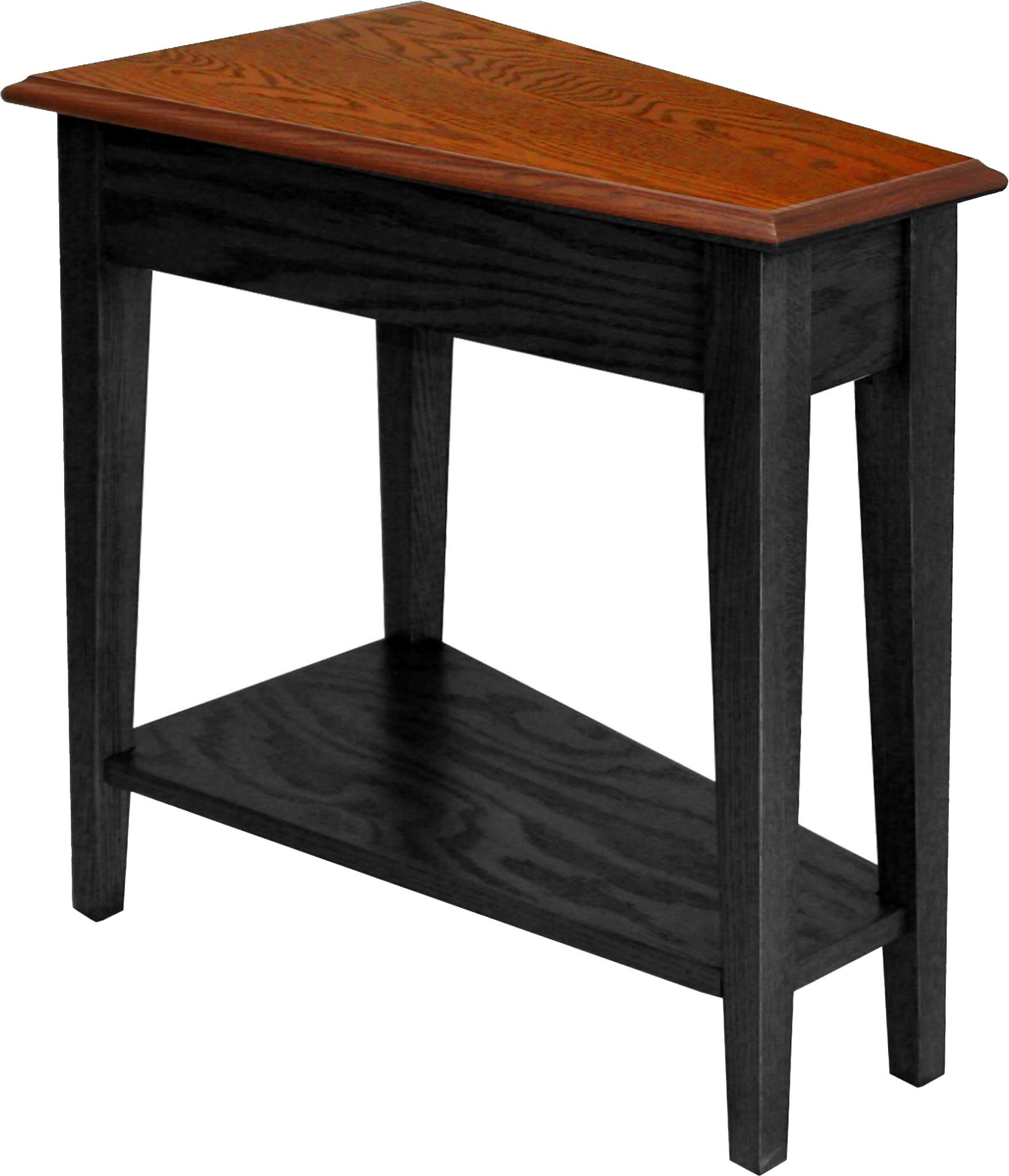 Apple Valley End Table Color: Slate