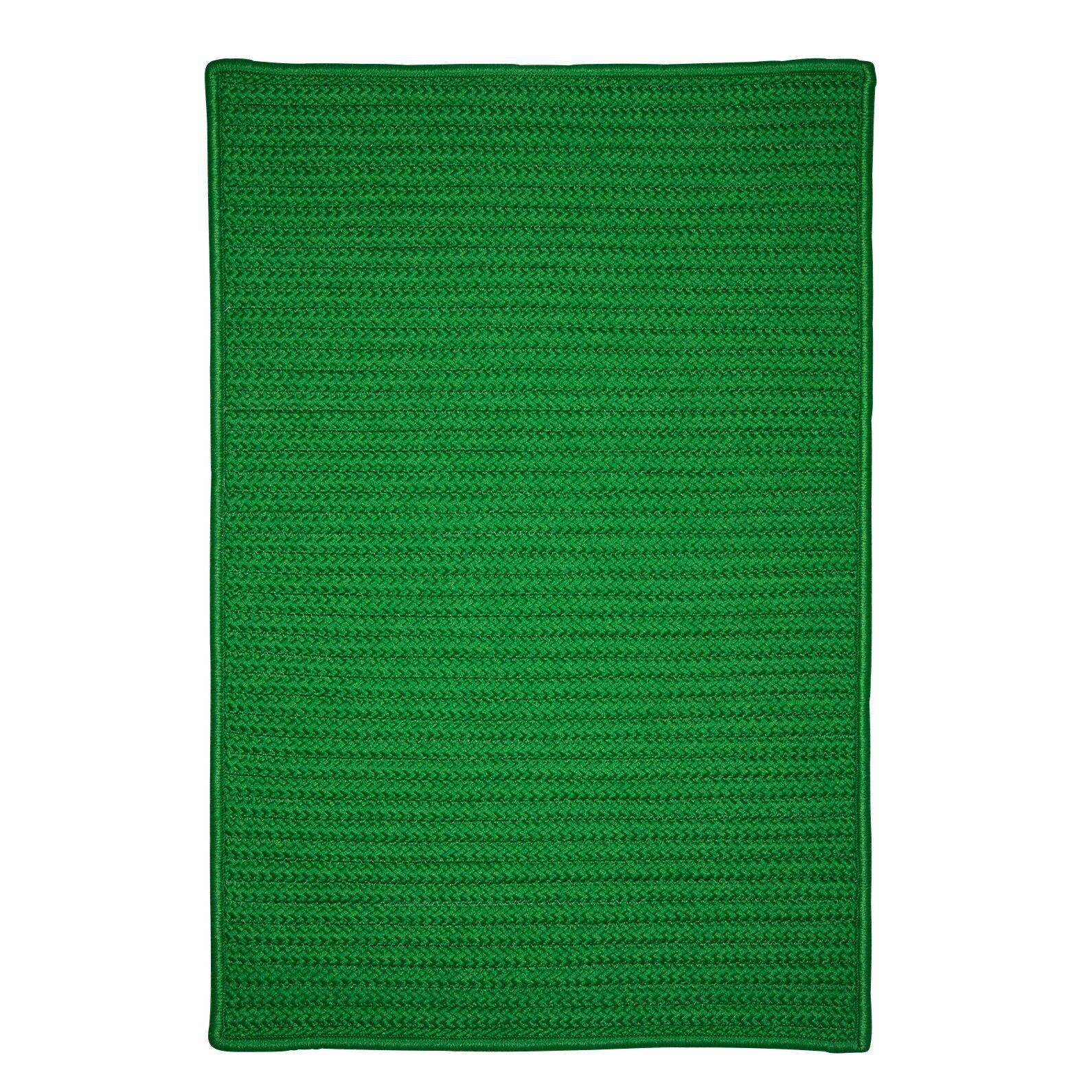 Glasgow Green Indoor/Outdoor Area Rug Rug Size: Rectangle 8' x 11'