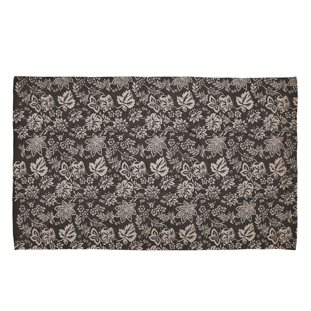 Messina Charcoal Area Rug Rug Size: 5' x 8'