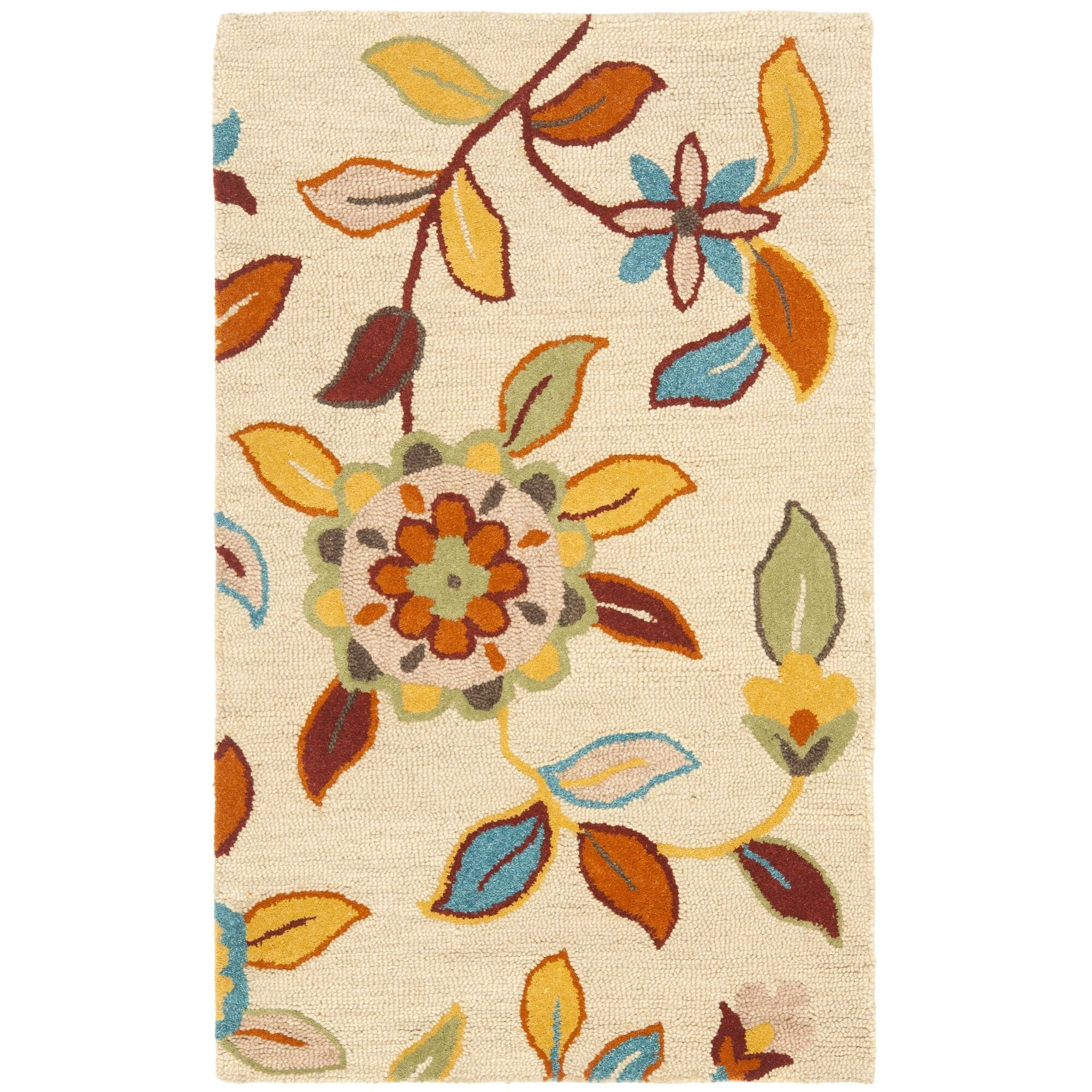 Bradwood Beige Area Rug Rug Size: Rectangle 3' x 5'