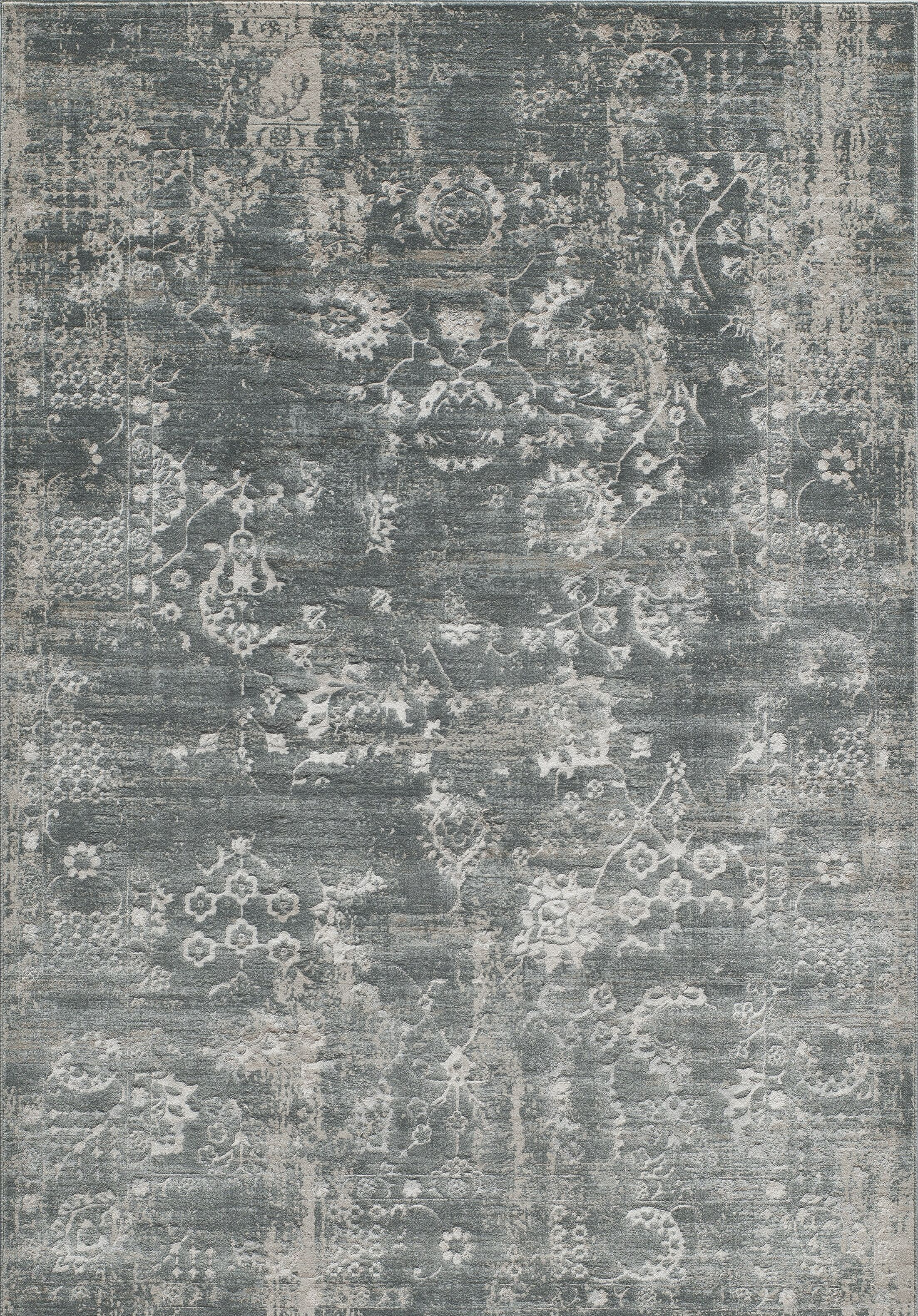 Hoagland Green Area Rug Rug Size: Rectangle 8'6