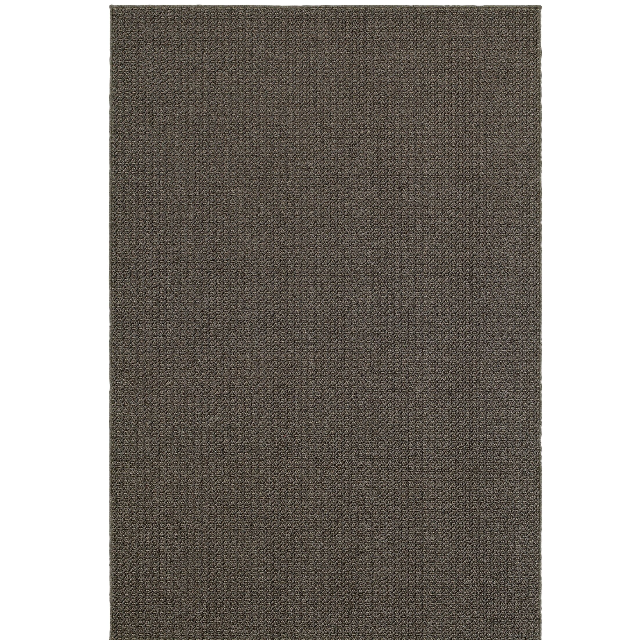 Carondelet Gray Outdoor Area Rug Rug Size: Rectangle 3'3