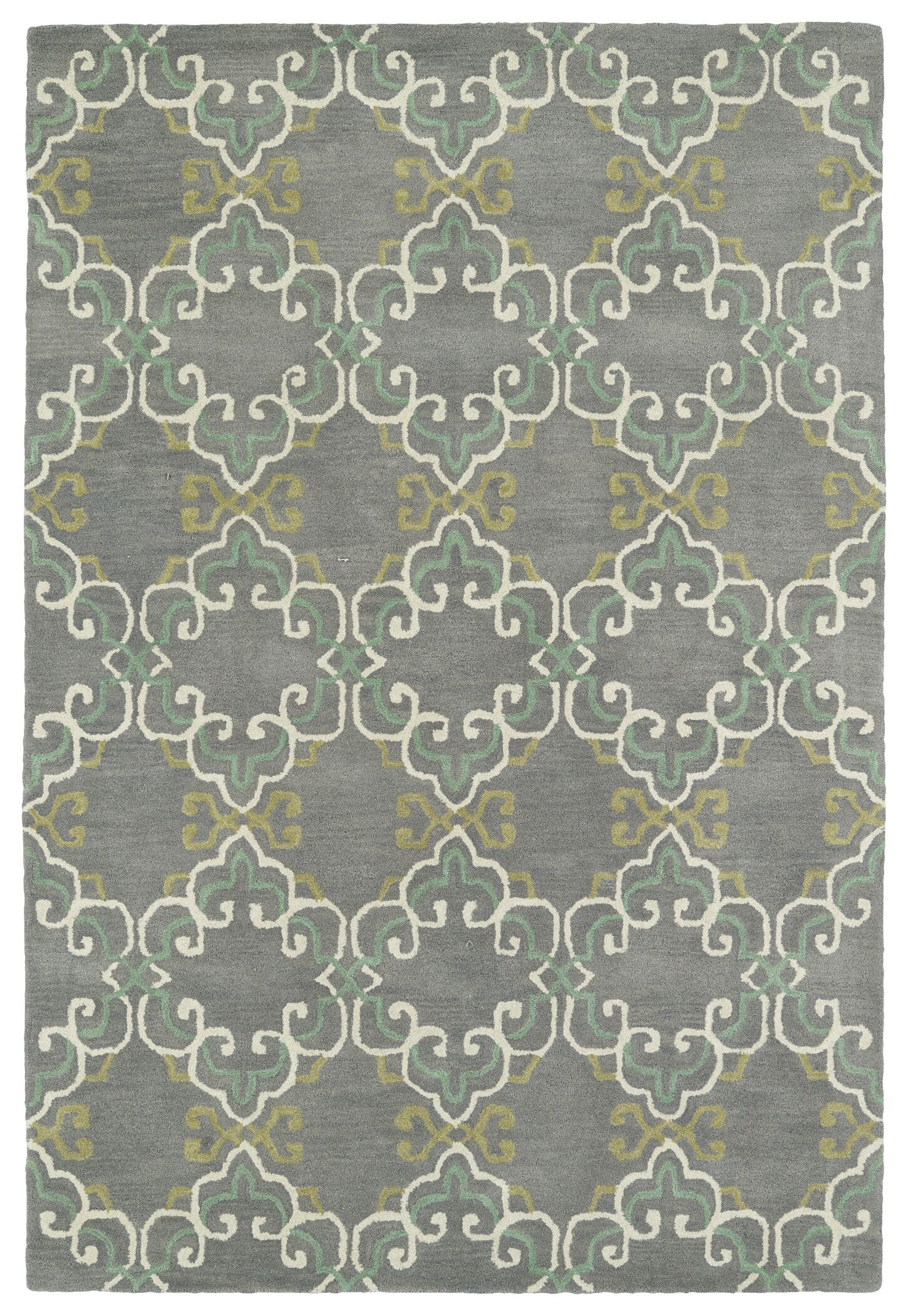 Newburgh Hand-Tufted Area Rug Rug Size: Rectangle 5' x 7'9