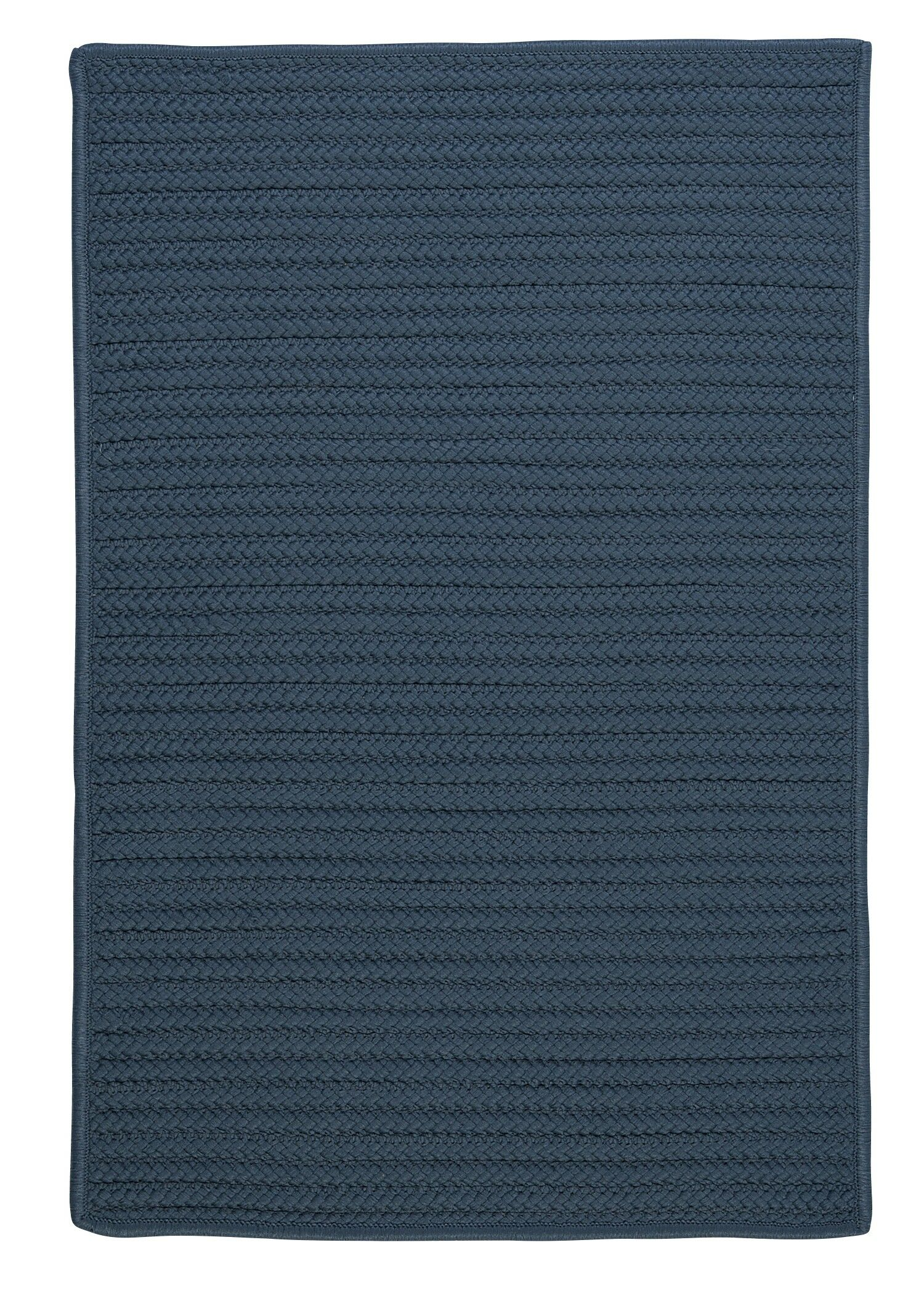 Glasgow Blue Indoor/Outdoor Area Rug Rug Size: Square 10'