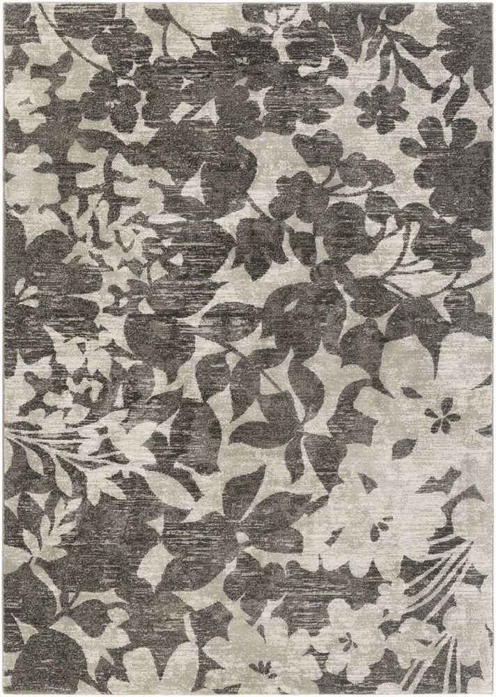 Cary Gray Area Rug Rug Size: Rectangle 7'10