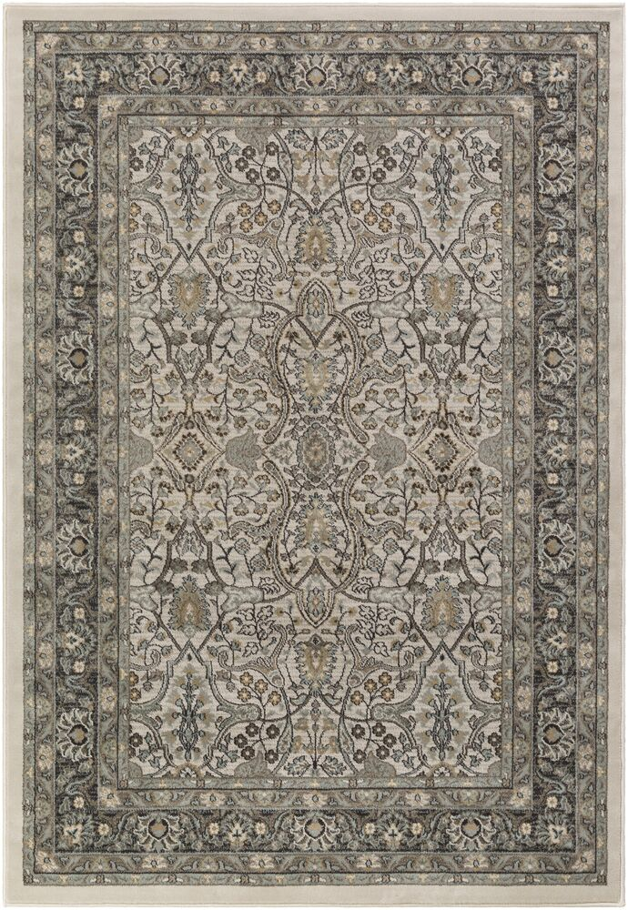 Condron Brown Area Rug Rug Size: Rectangle 5'3