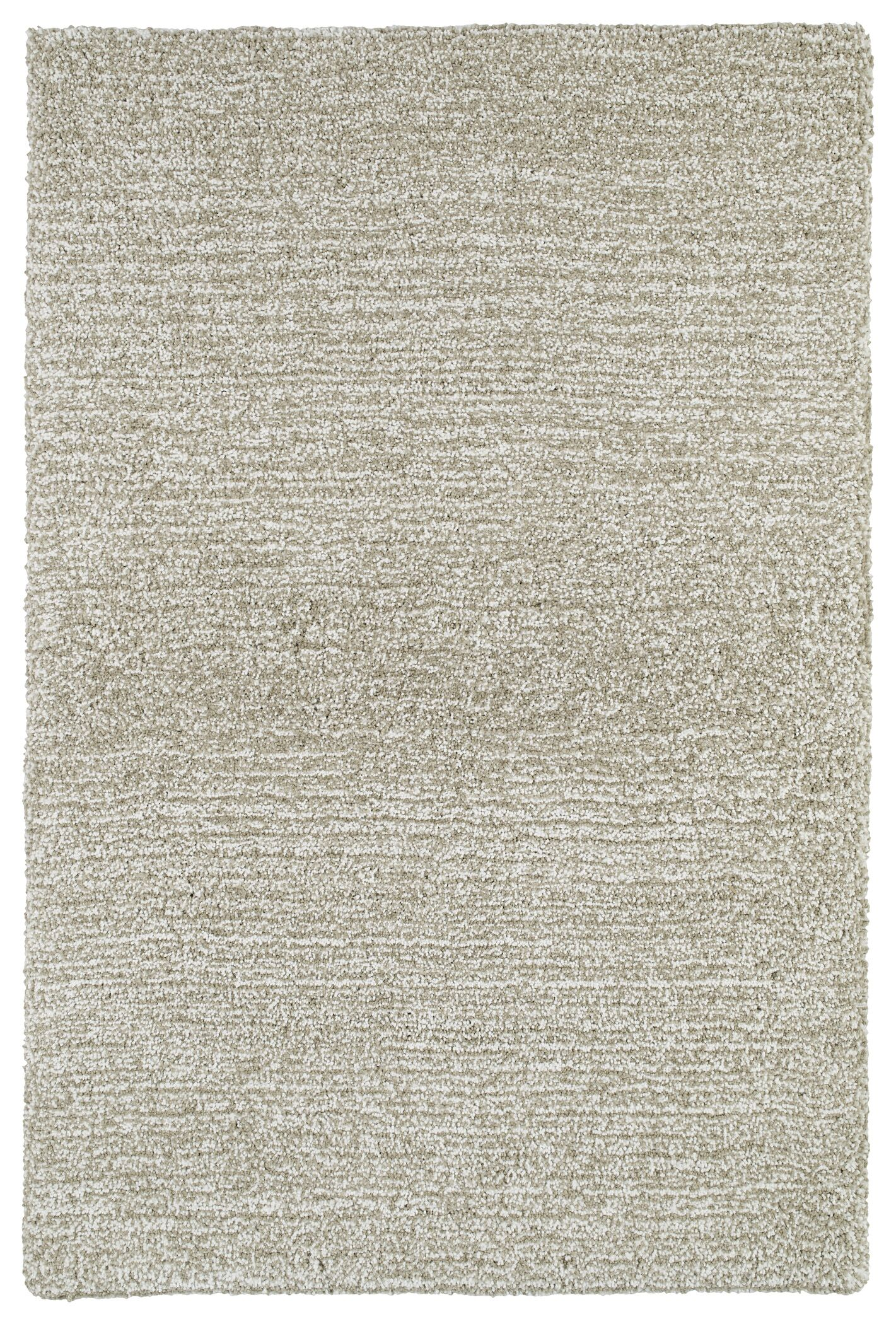 Elverson Hand Tufted Beige Area Rug Rug Size: Rectangle 8' x 10'