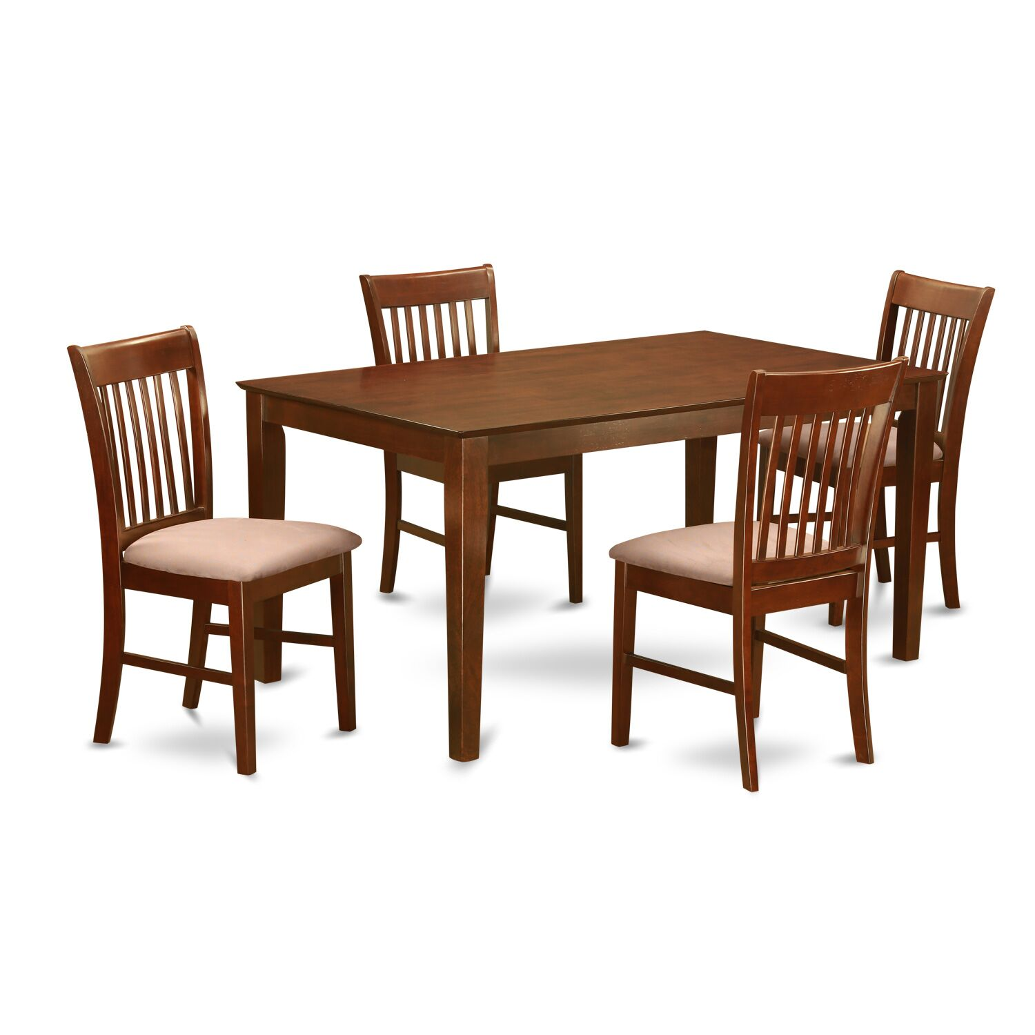 Dining Table Sets Smyrna 5 Piece Dining Set