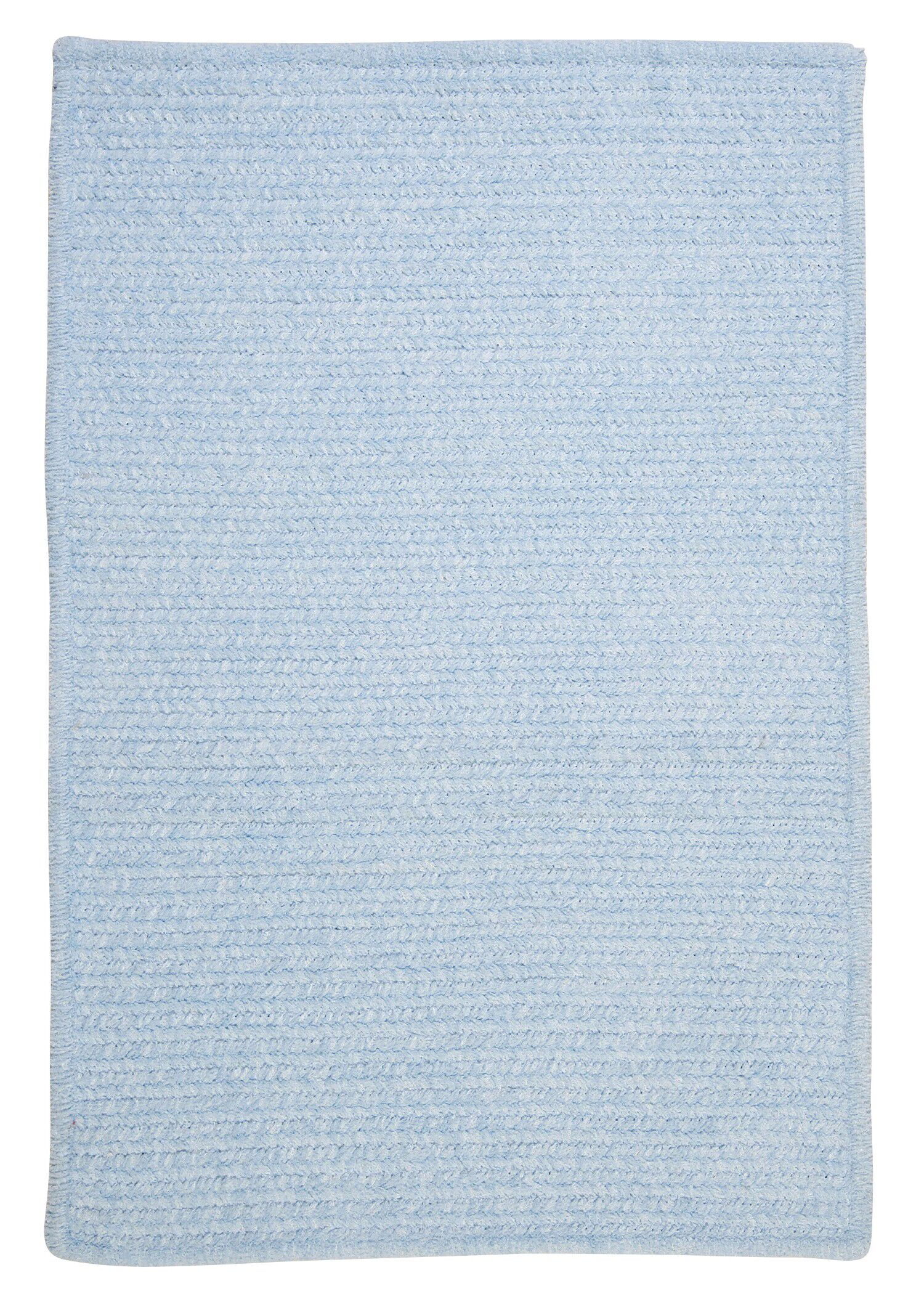Gibbons Sky Blue Indoor/Outdoor Area Rug Rug Size: Runner 2' x 10'