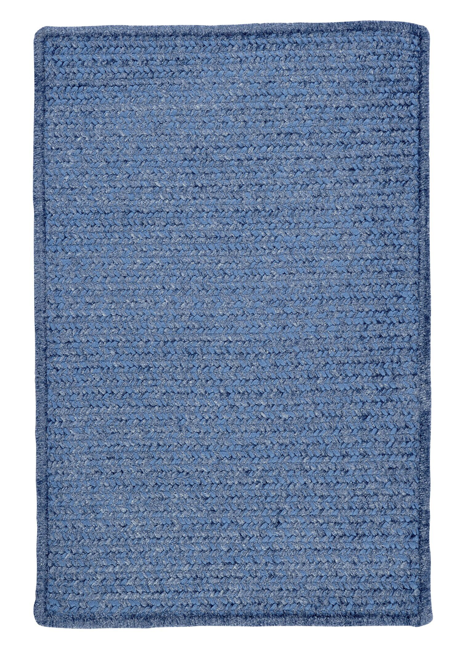 Gibbons Petal Blue Indoor/Outdoor Area Rug Rug Size: Square 8'