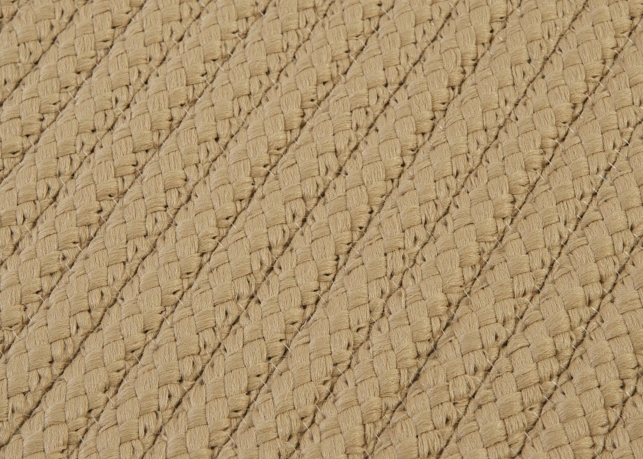 Glasgow Cuban Sand Indoor/Outdoor Area Rug Rug Size: Rectangle 2' x 4'