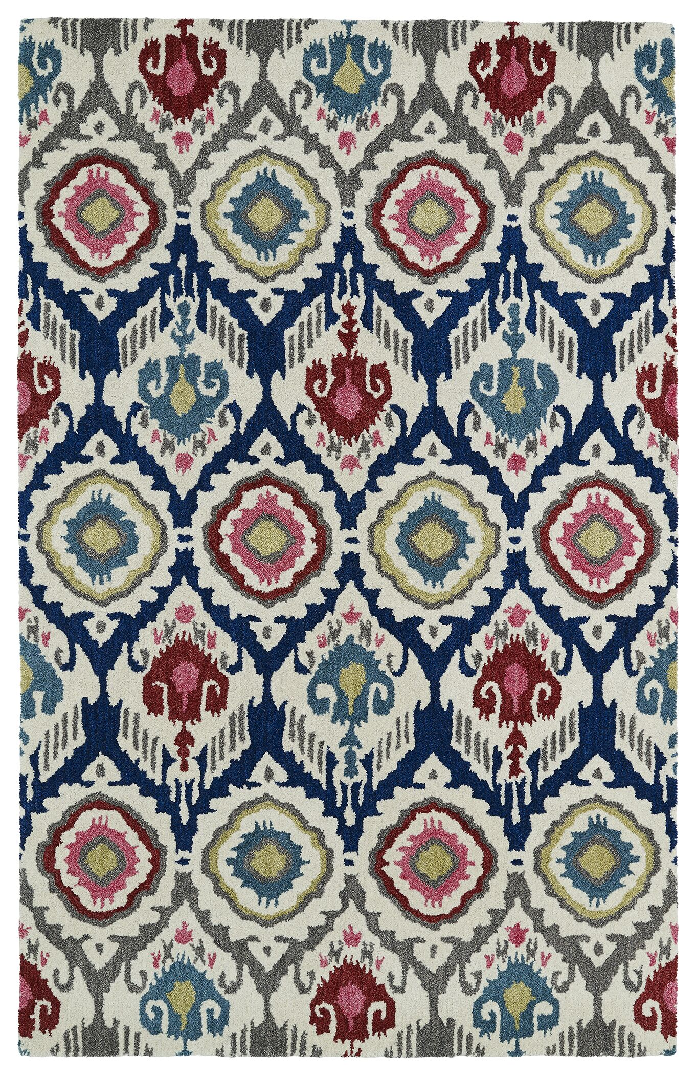 Anns Area Rug Rug Size: Rectangle 9' x 12'
