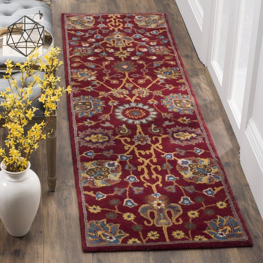 Rodney Hand-Tufted Area Rug Rug Size: Rectangle 5' x 8'