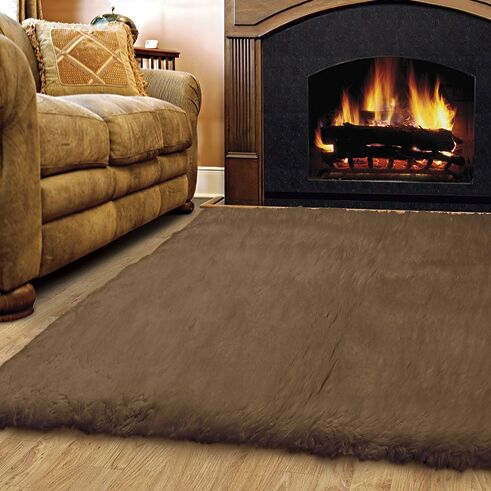 Bloomville Wool Brown Area Rug Rug Size: Runner 2'4