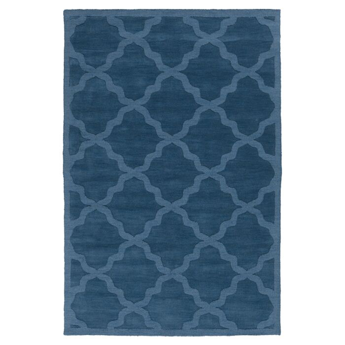 Blankenship Geometric Abbey Area Rug Rug Size: Rectangle 9' x 12'