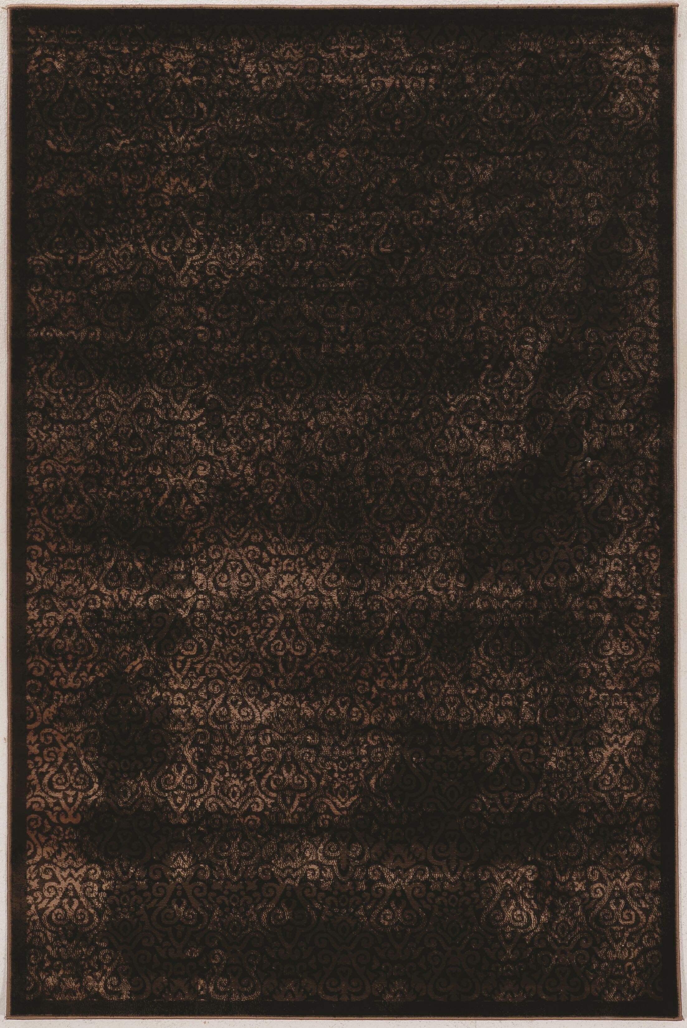 Bluff Canyon Ilussion Brown Area Rug Rug Size: Rectangle 5' x 7'6