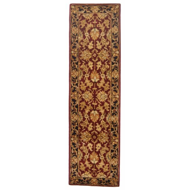 Cranmore Red Area Rug Rug Size: Runner 2'3