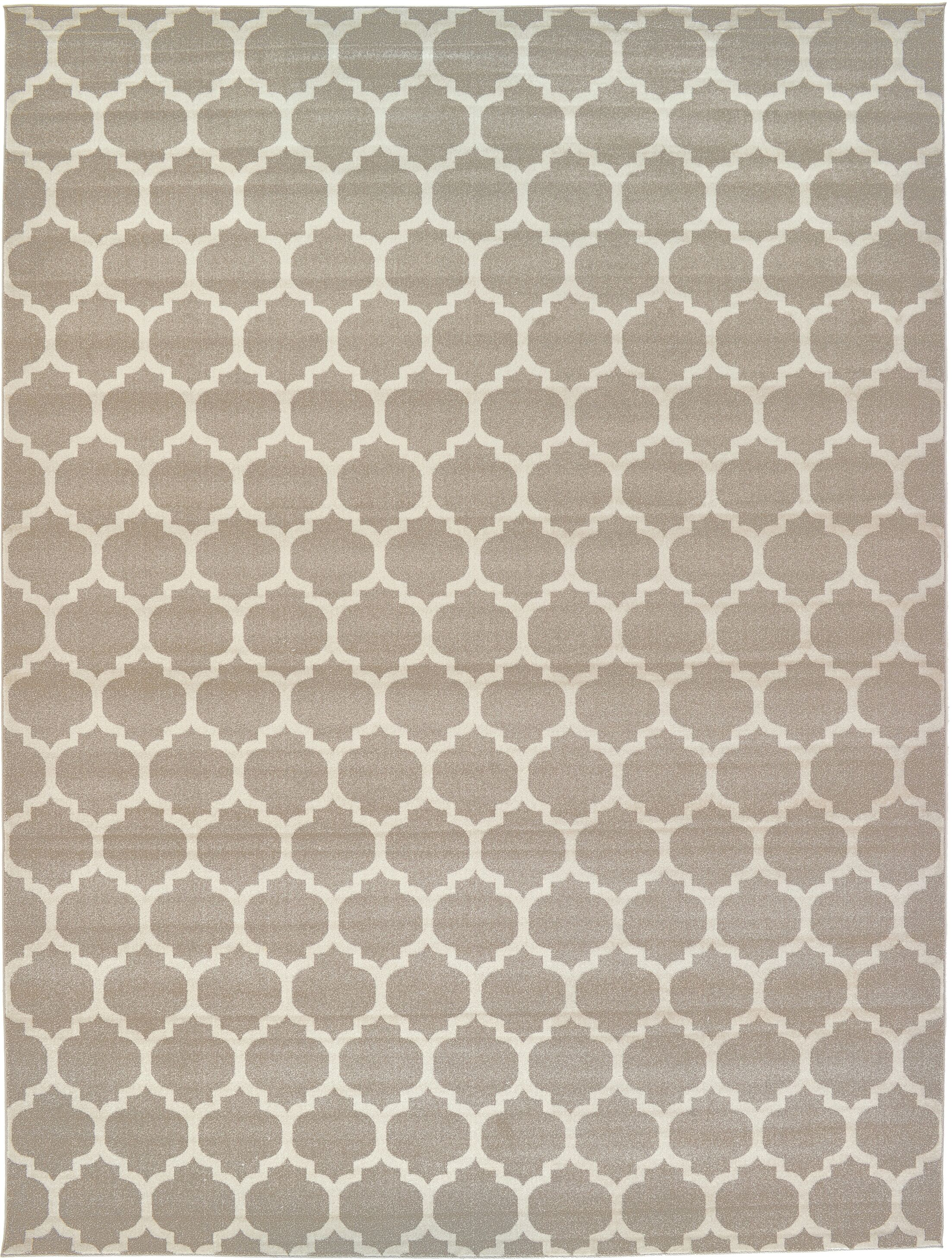 Moore Tan Area Rug Rug Size: Rectangle 12'2