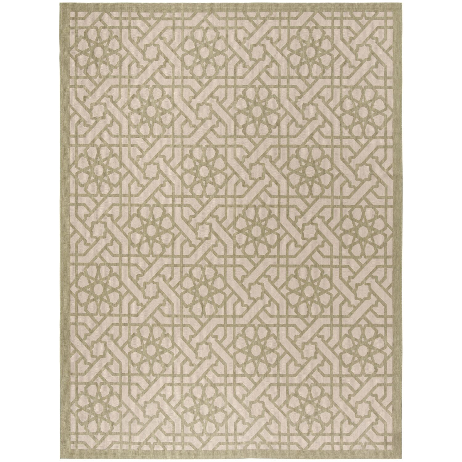 Triumph Lily Pad Area Rug Rug Size: Rectangle 8' x 11'2