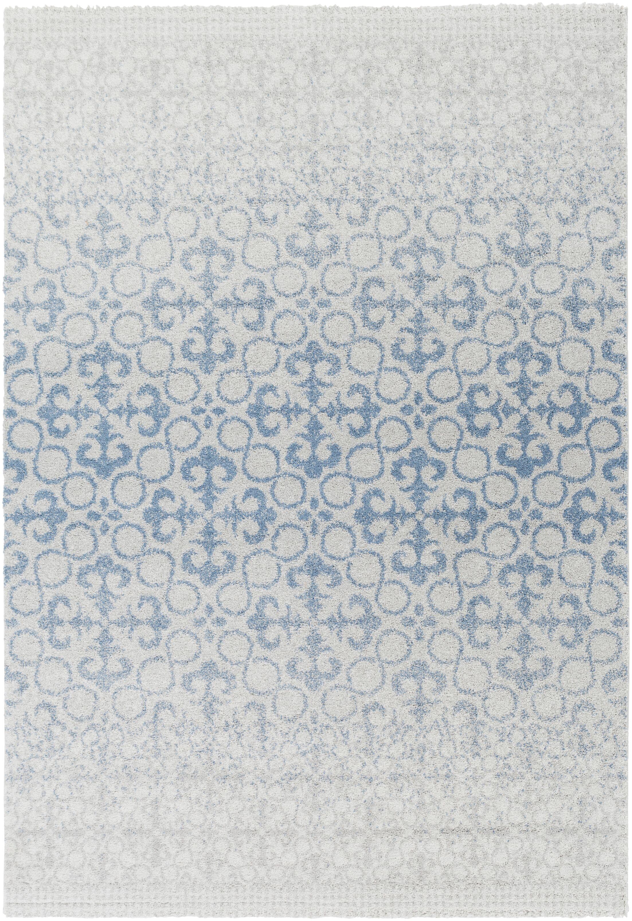 Upton Cheyney Gray Area Rug Rug Size: Rectangle 2' x 3'6
