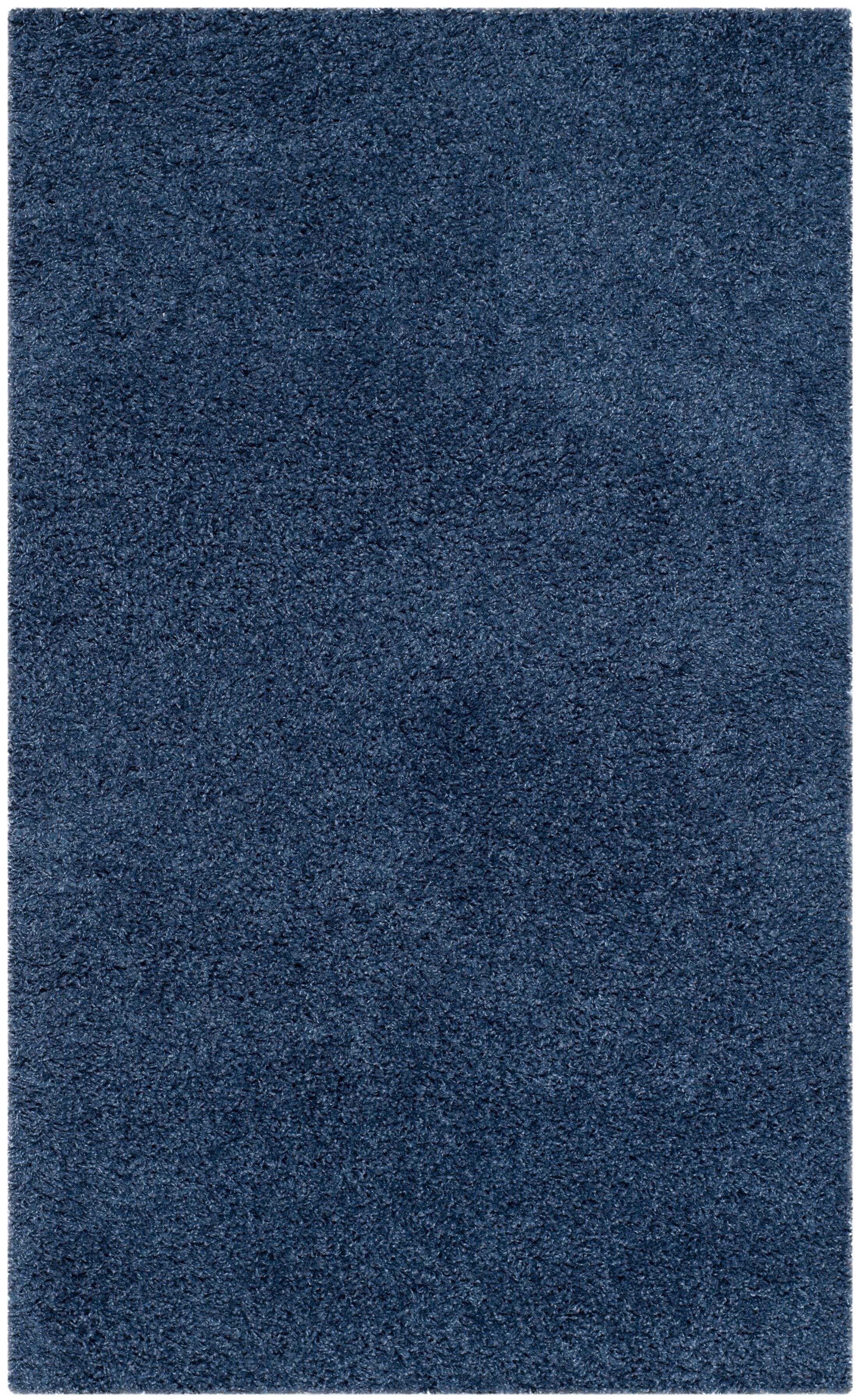 Van Horne Blue Area Rug Rug Size: Rectangle 6'7