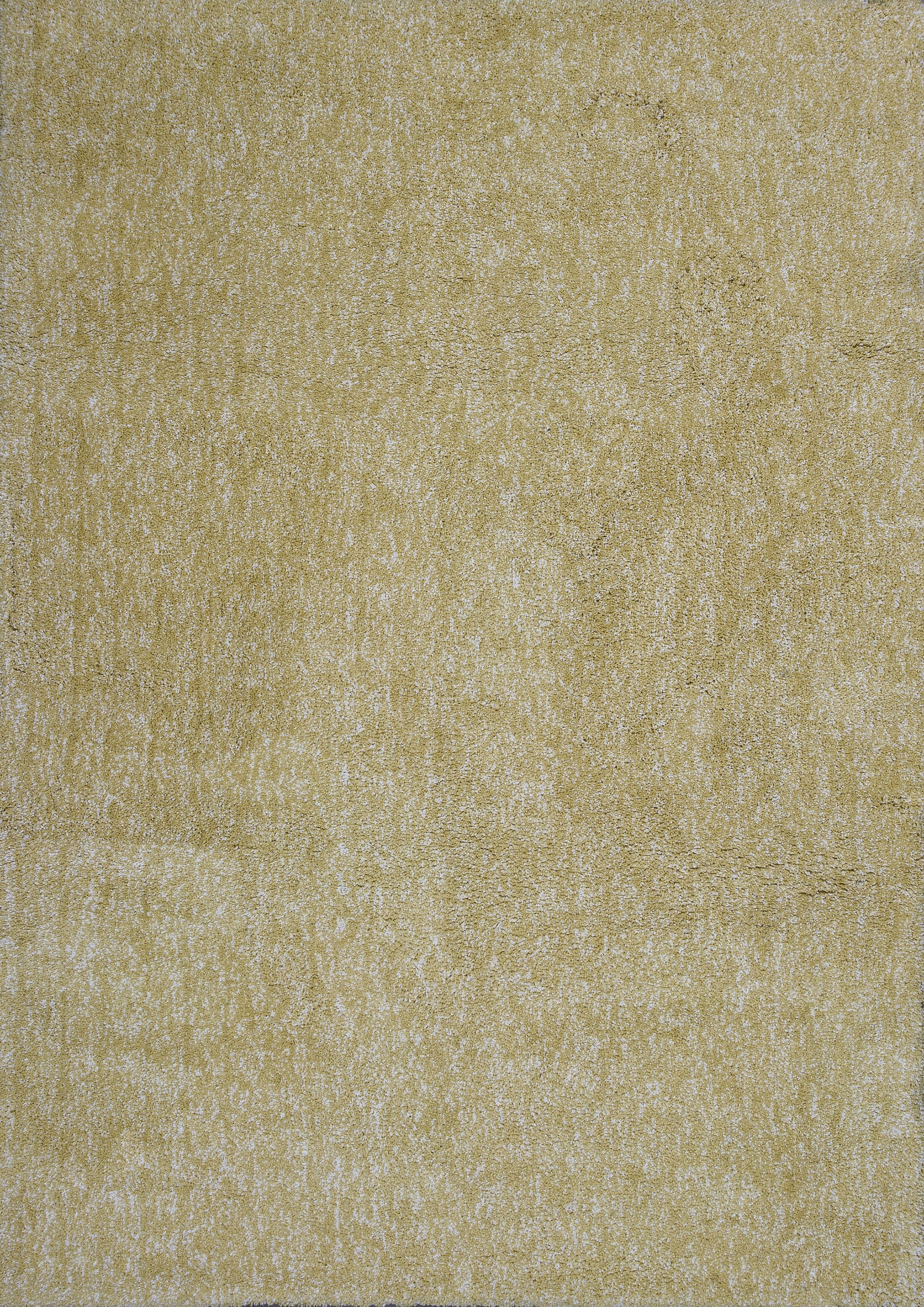 Bouvier Hand-Woven Yellow Area Rug Rug Size: Rectangle 3'3