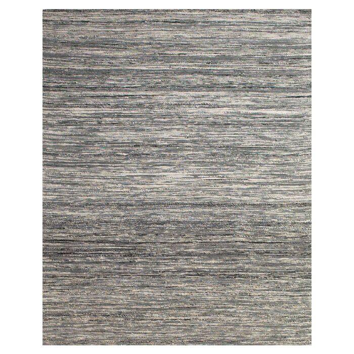Santistevan Gray Area Rug Rug Size: Rectangle 8' x 11'