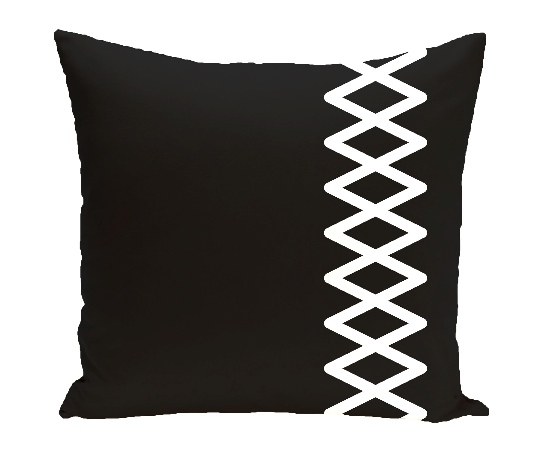 Carnell Throw Pillow Size: 26
