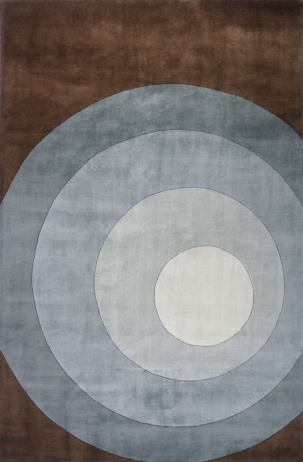 Rita Hand-Tufted Gray Area Rug Rug Size: Rectangle 9'6