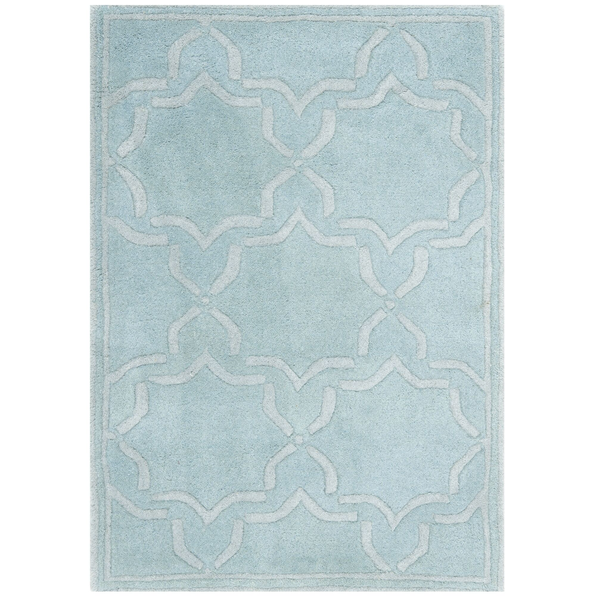 Wilkin Gray Rug Rug Size: Rectangle 8' x 10'