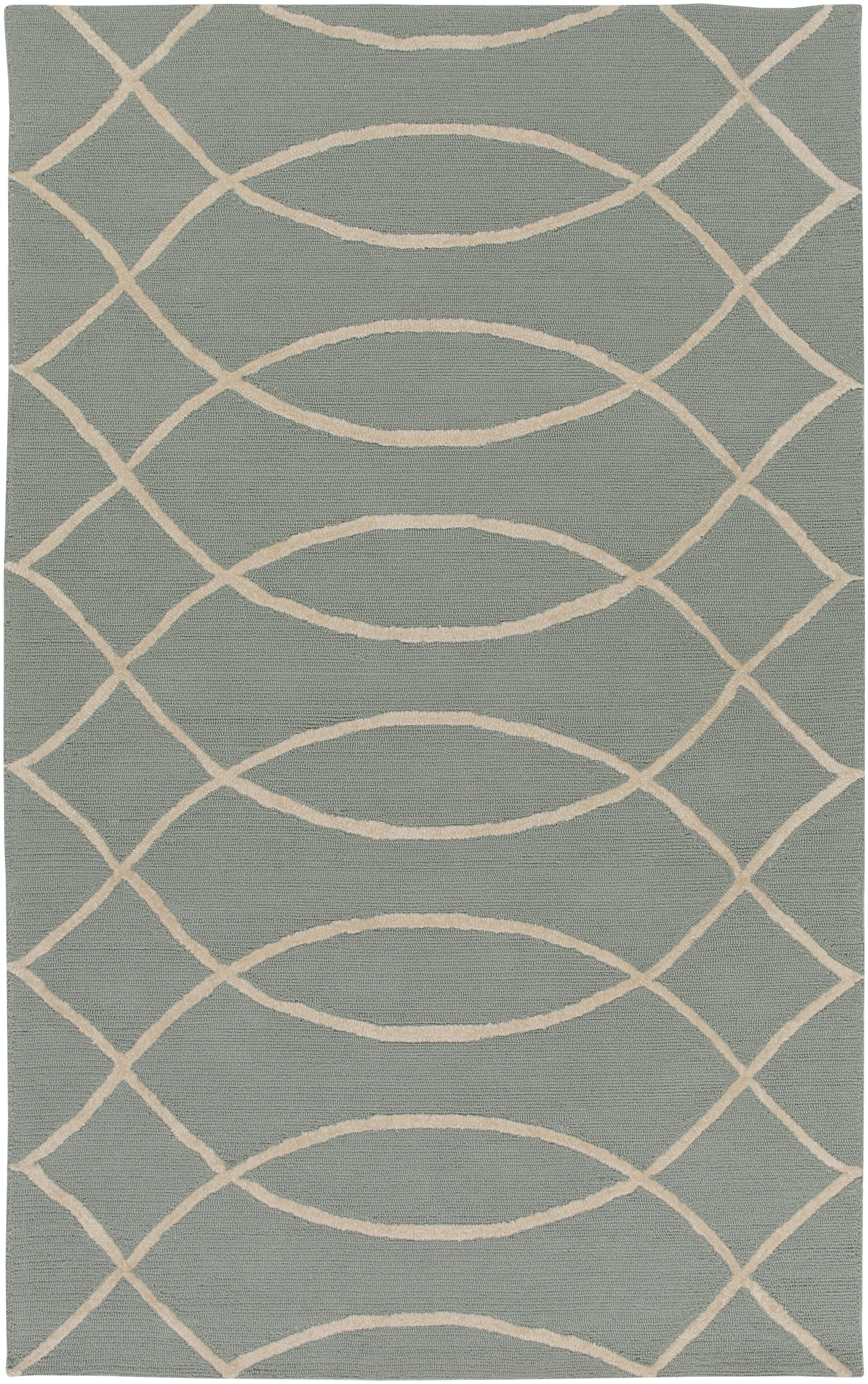 Mcglynn Beige/Light Gray Indoor/Outdoor Area Rug Rug Size: Rectangle 8' x 10'