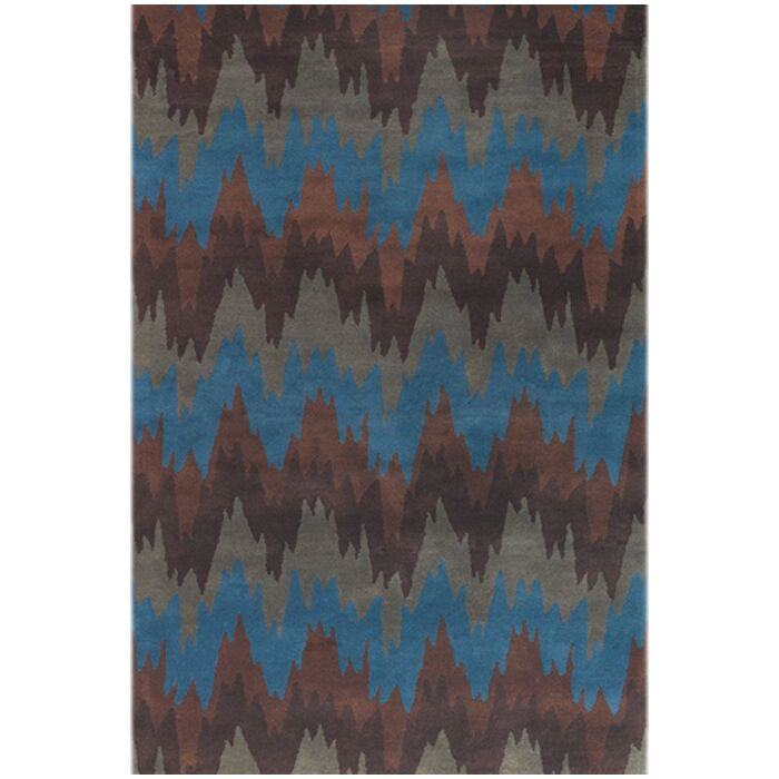 Sowers Area Rug Rug Size: Round 7'9