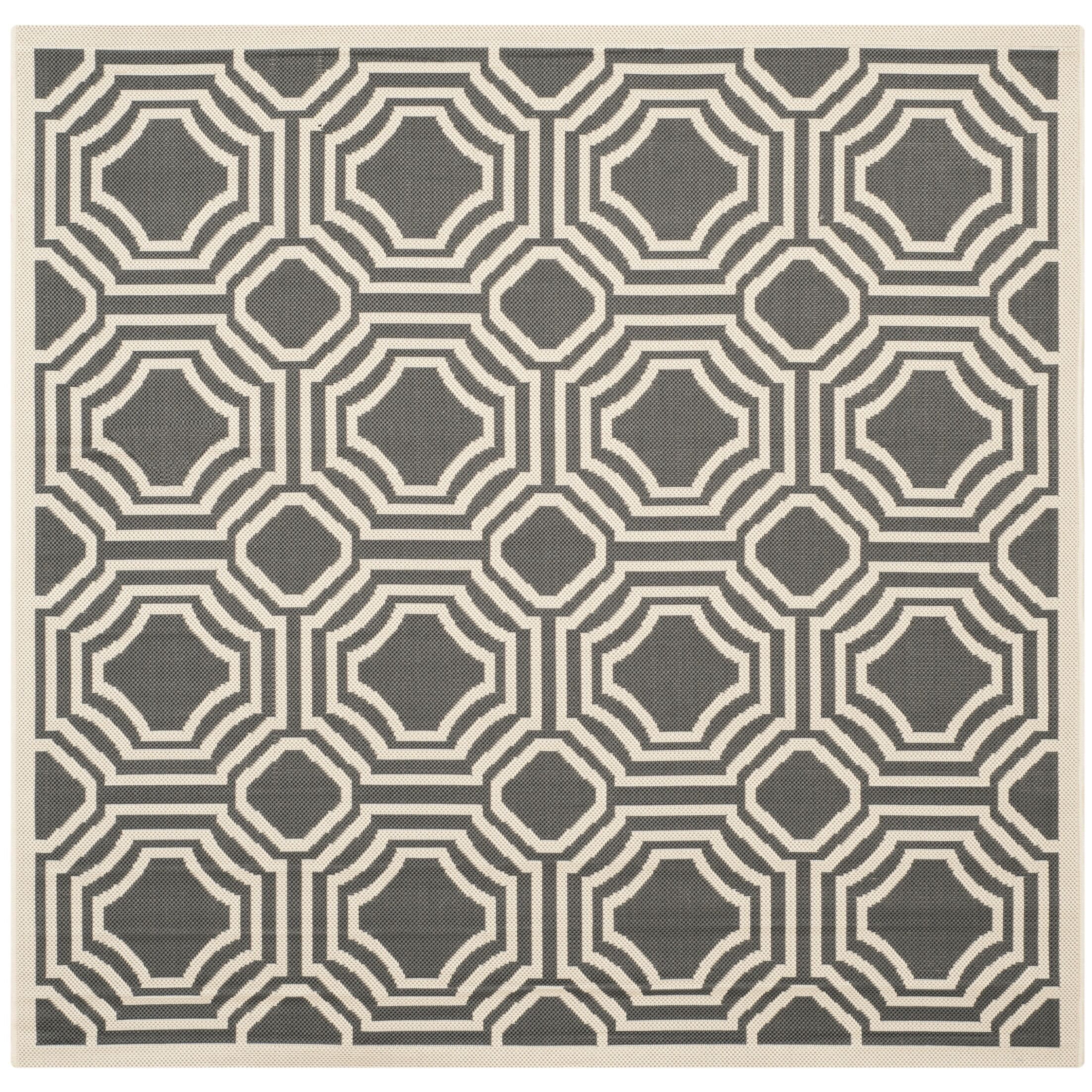 Schaper Indoor/Outdoor Rug Rug Size: Square 5'
