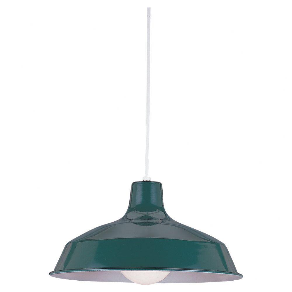 Henn 1-Light Dome Pendant Finish: Emerald
