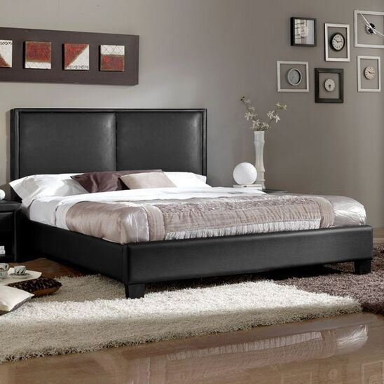 Vizcarrondo Upholstered Platform Bed Size: Full