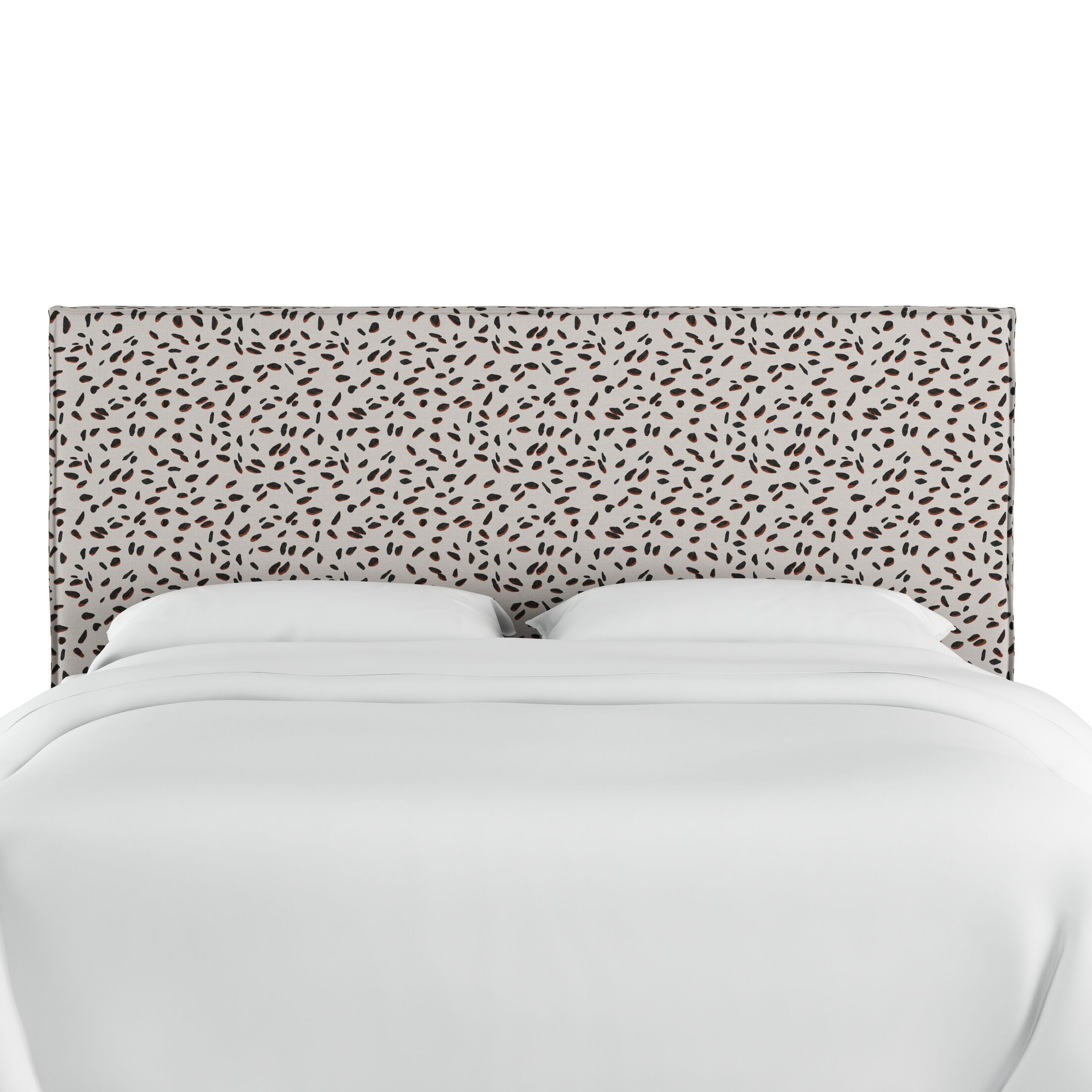Marksbury Upholstered Panel Headboard Size: California King