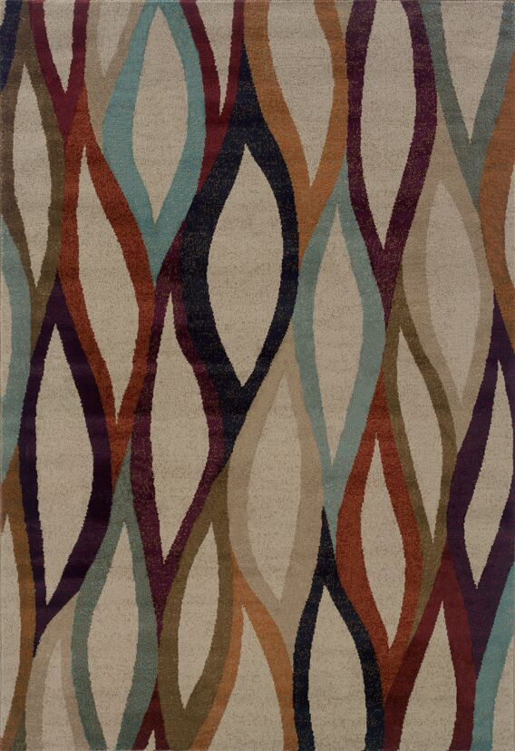 Halloway Gray Area Rug Rug Size: Rectangle 5'3