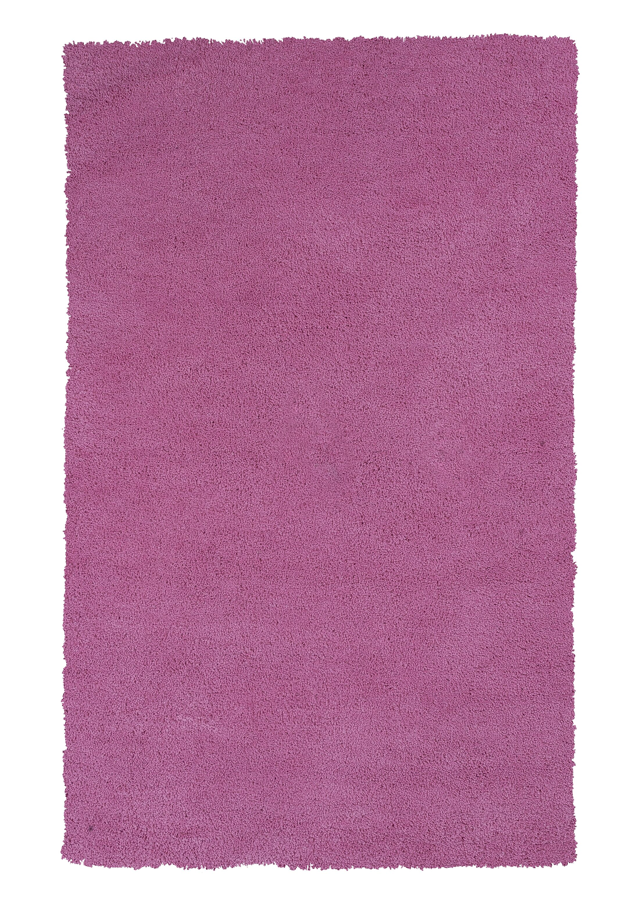 Bouvier Hot Pink Area Rug Rug Size: Rectangle 8' x 11'