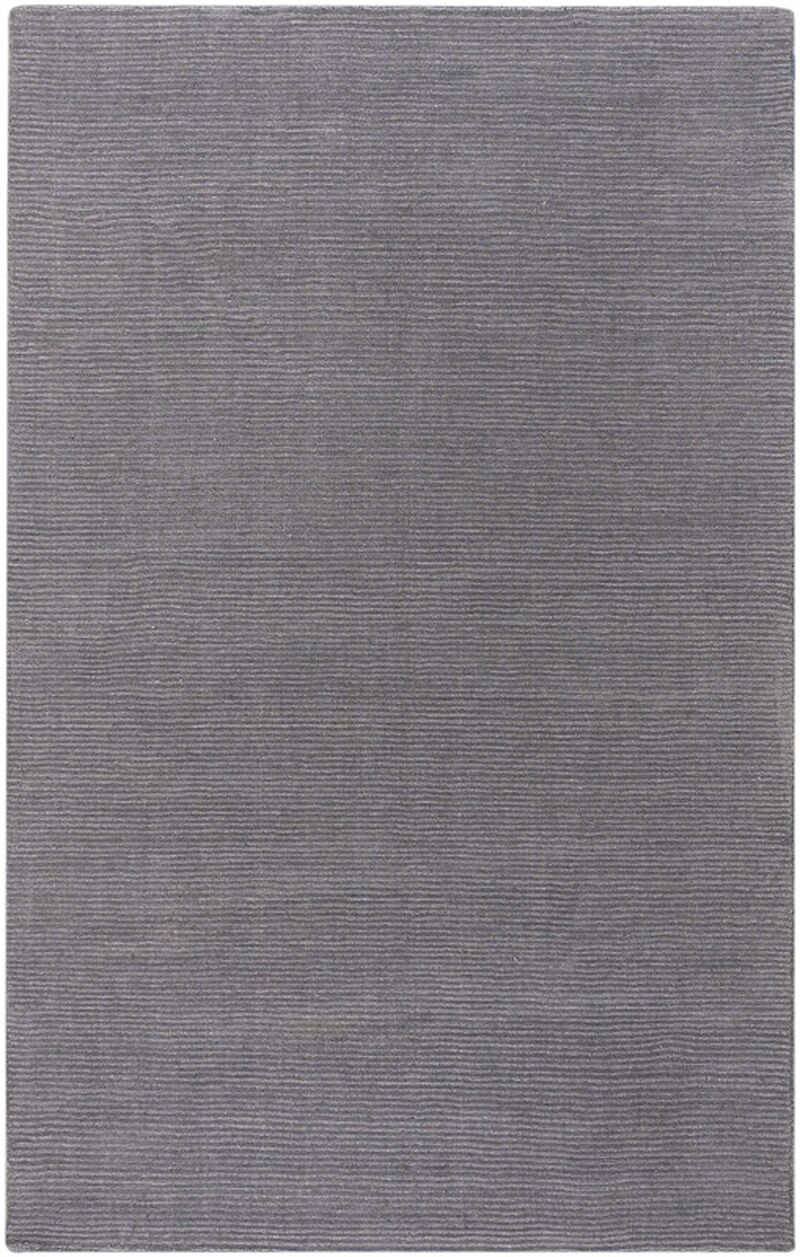 Villegas Hand Woven Wool Gray Area Rug Rug Size: Rectangle 6' x 9'