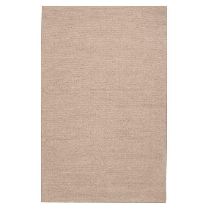 Villegas Hand Woven Wool Doe Skin Area Rug Rug Size: Rectangle 12' x 15'