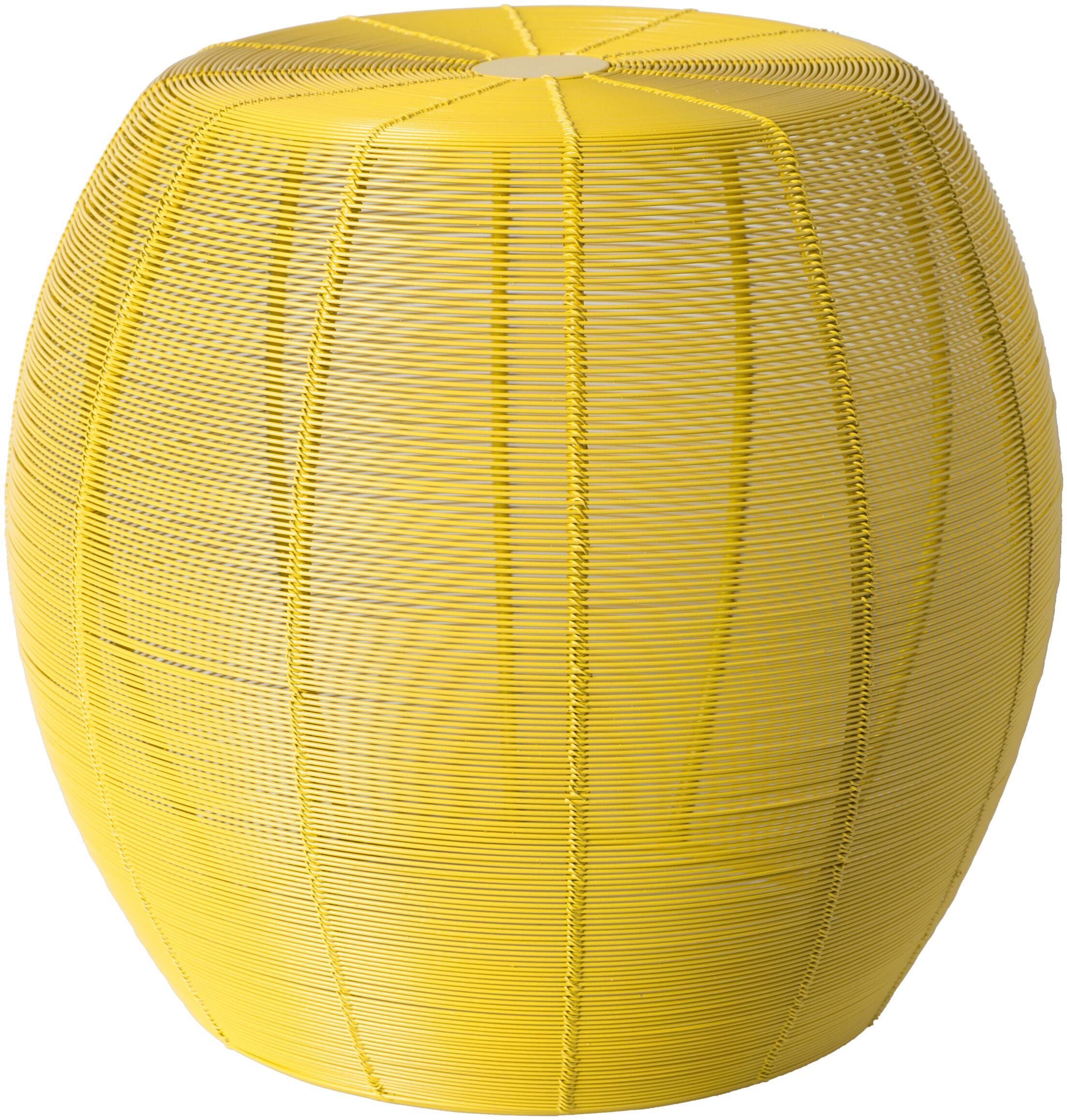 Chenelle End Table Color: Bright Yellow