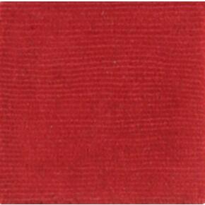 Villegas Red Area Rug Rug Size: Rectangle 3'3