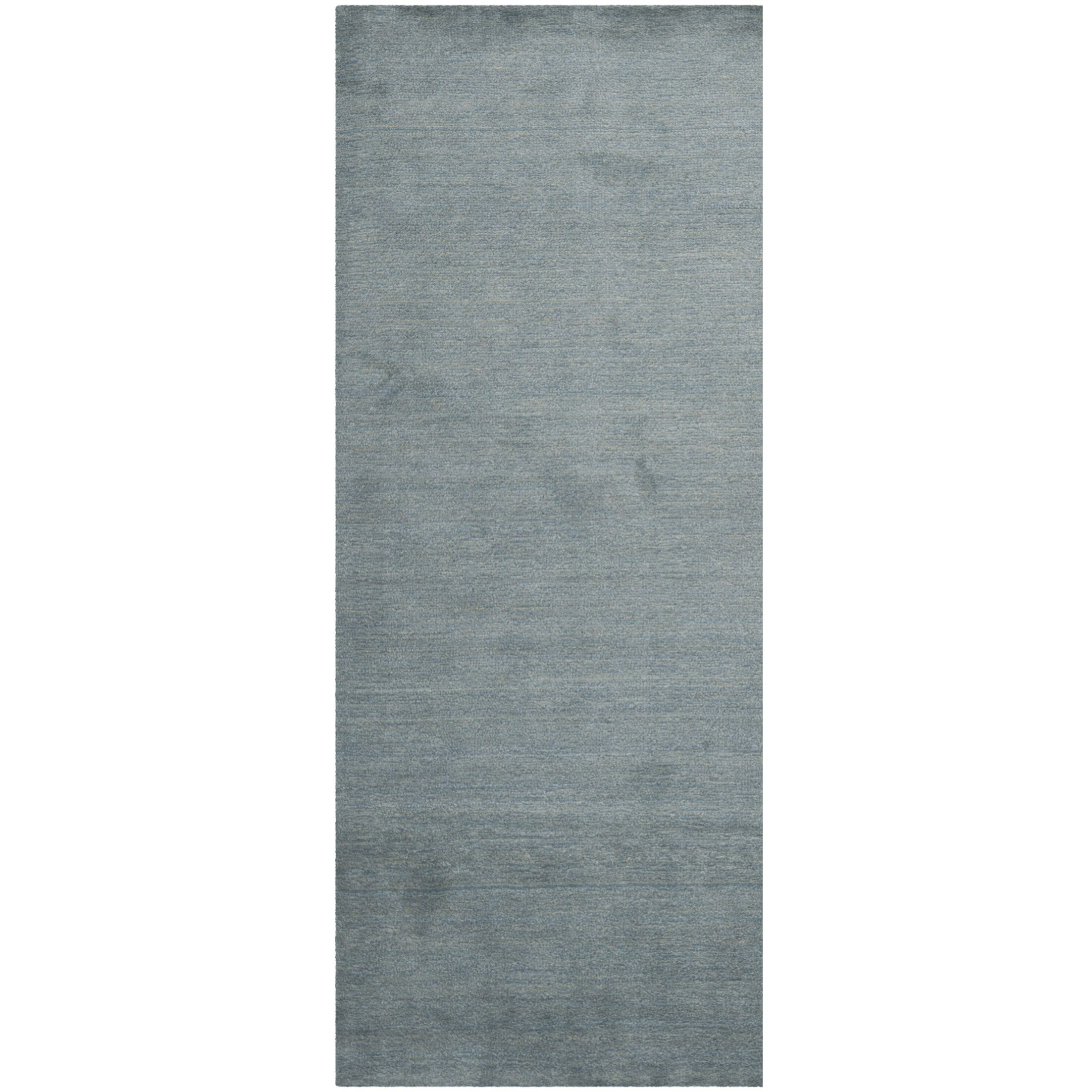 Bargo Dark Blue Ombre Area Rug Rug Size: Rectangle 6' x 9'