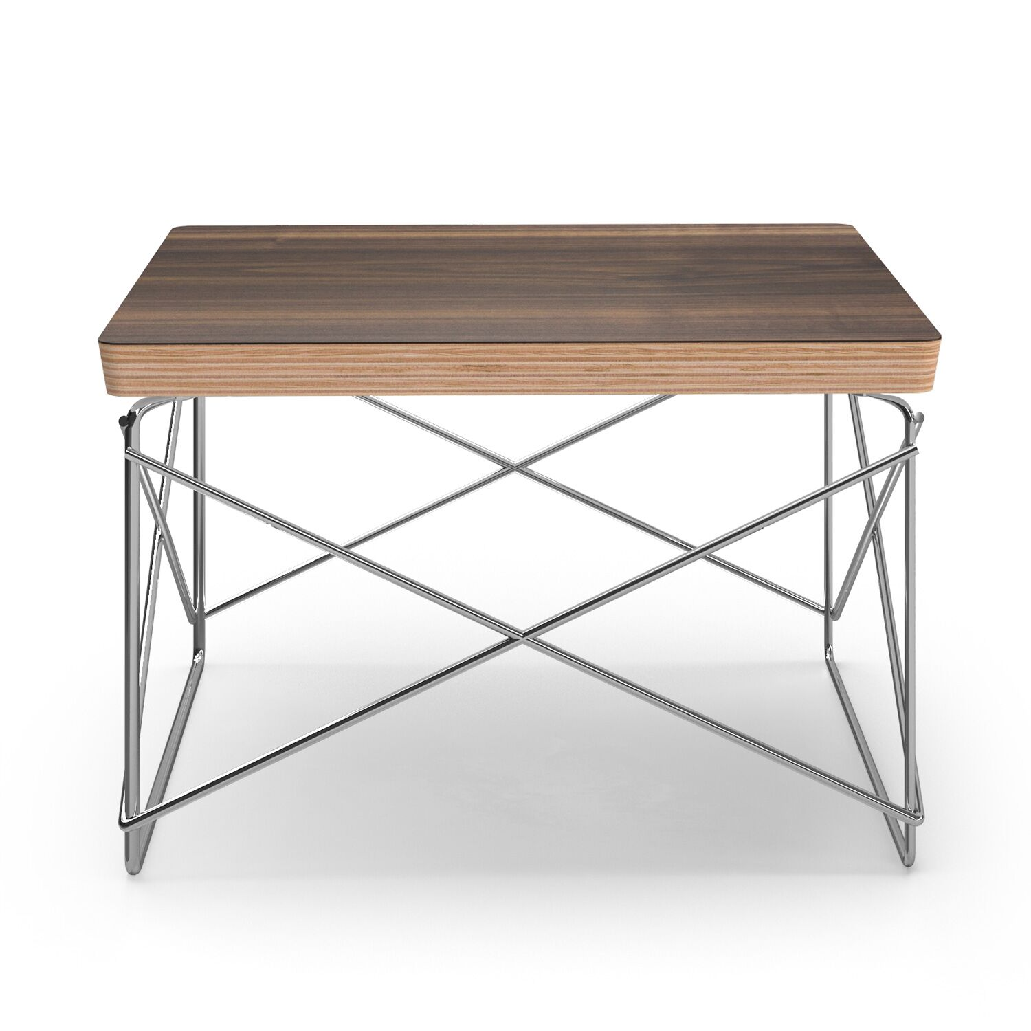 Hohl End Table Color: Walnut